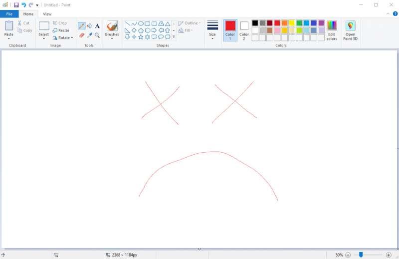microsoft deprecates paint app screenshot 2