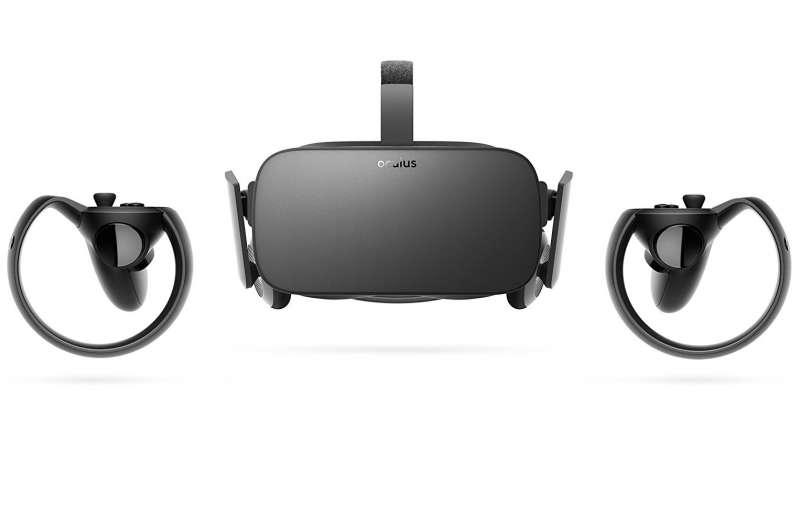 oculus rift bundle product image