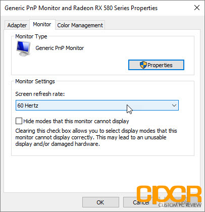 How to Overclock Your Monitor with an AMD Graphics Card