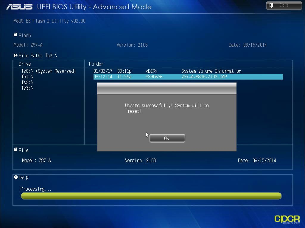 How to Update Your ASUS Motherboard UEFI BIOS | Custom PC Review