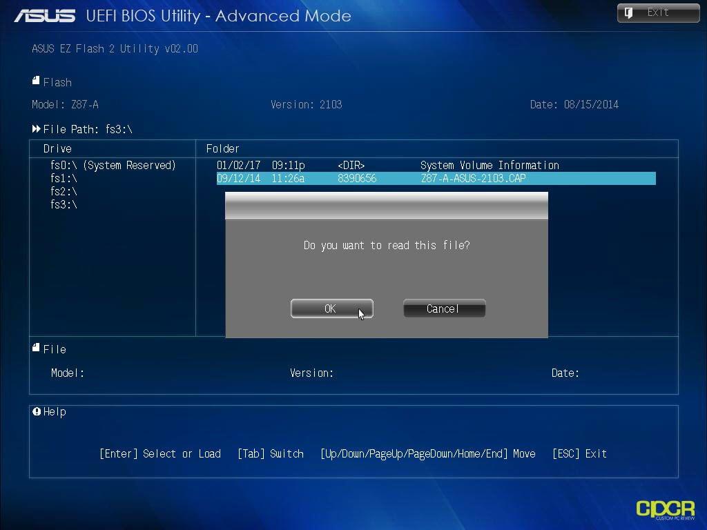 asus bios rename utility download