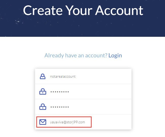 Windscribe how to delete account