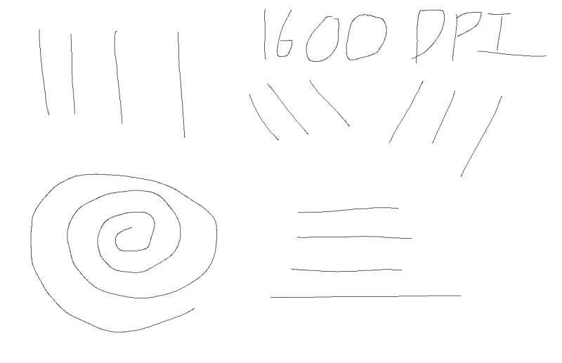 1600 dpi jitter prediction razer lancehead custom pc review