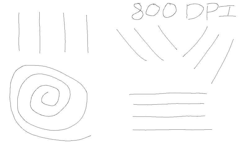 800 dpi jitter prediction razer lancehead custom pc review