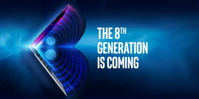 intel coffee lake 8th gen core processors launch banner