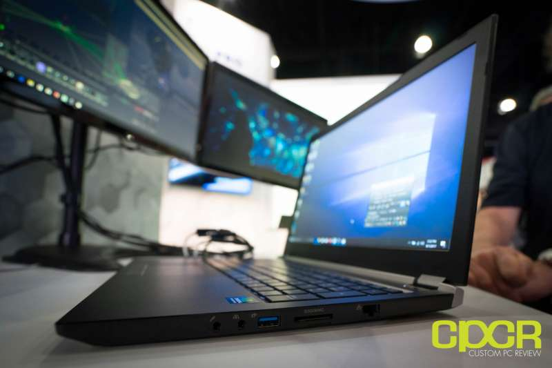 pny prevail pro mobile workstation siggraph 2017 custom pc review 01836