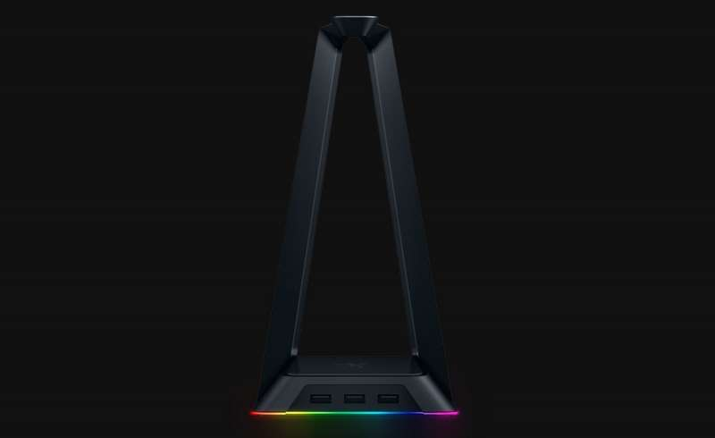 Razer Announces Base Station Chroma Headset Stand Custom Pc Review
