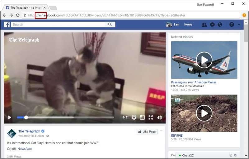 save download facebook videos computer 00