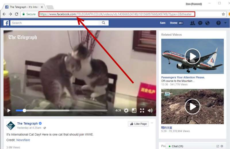 save download facebook videos computer 05