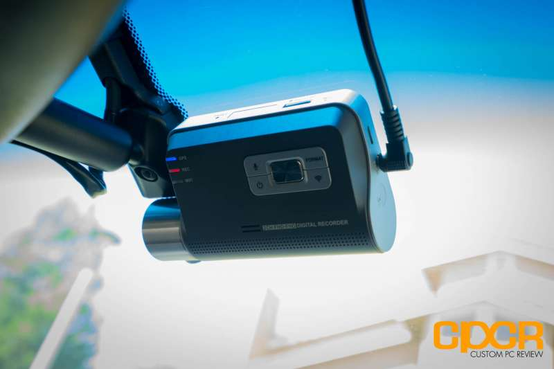 thinkware f800 dashcam custom pc review 01997