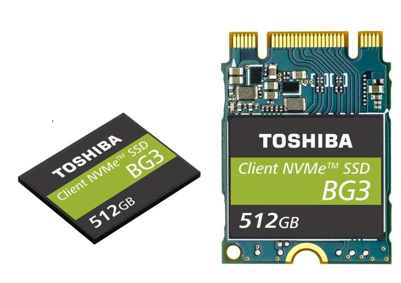 toshiba bg 3 feature