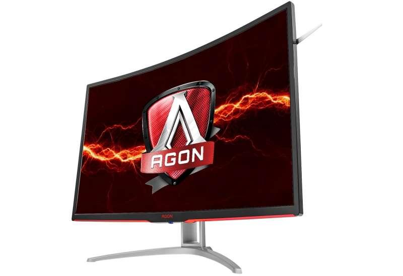 aoc ag322 gaming monitor product image 1