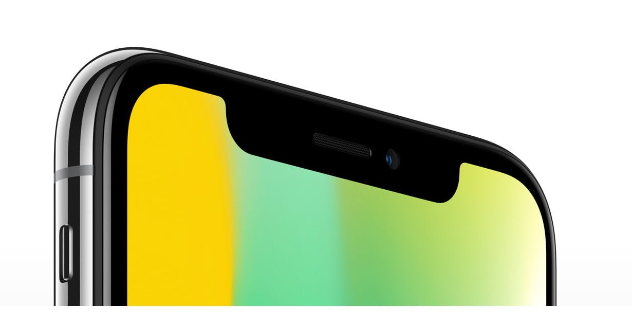 apple iphone x camera cluster
