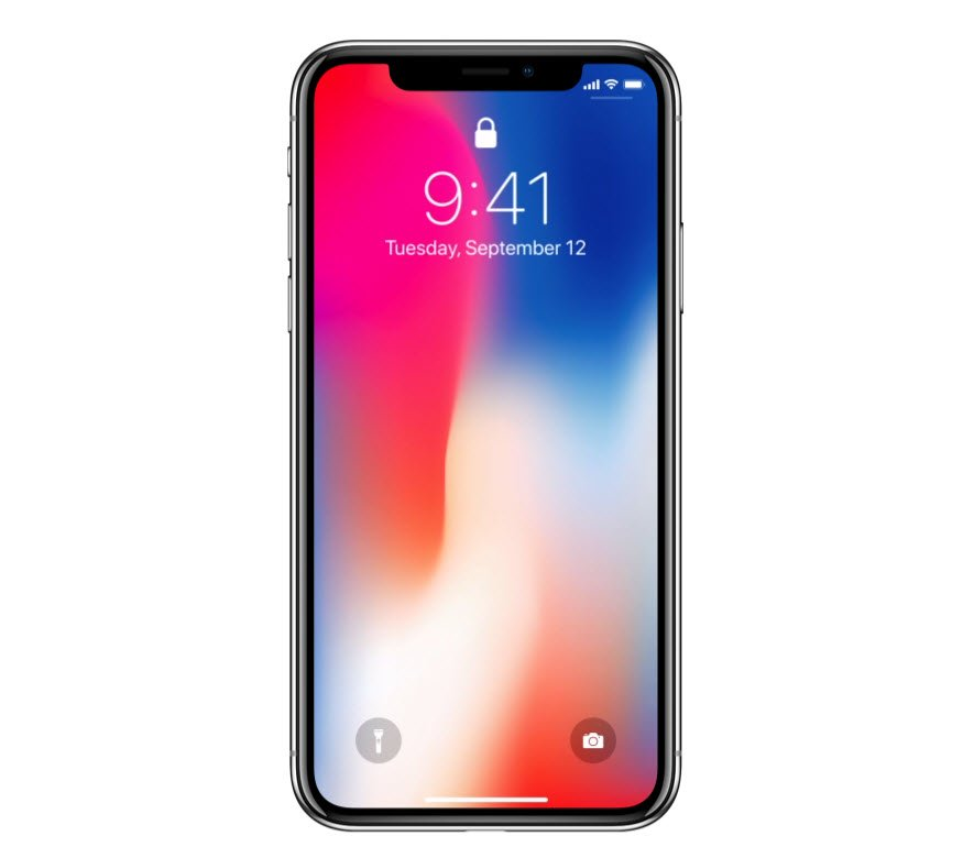 No place for 'home' in Apple's new, costly iPhone X