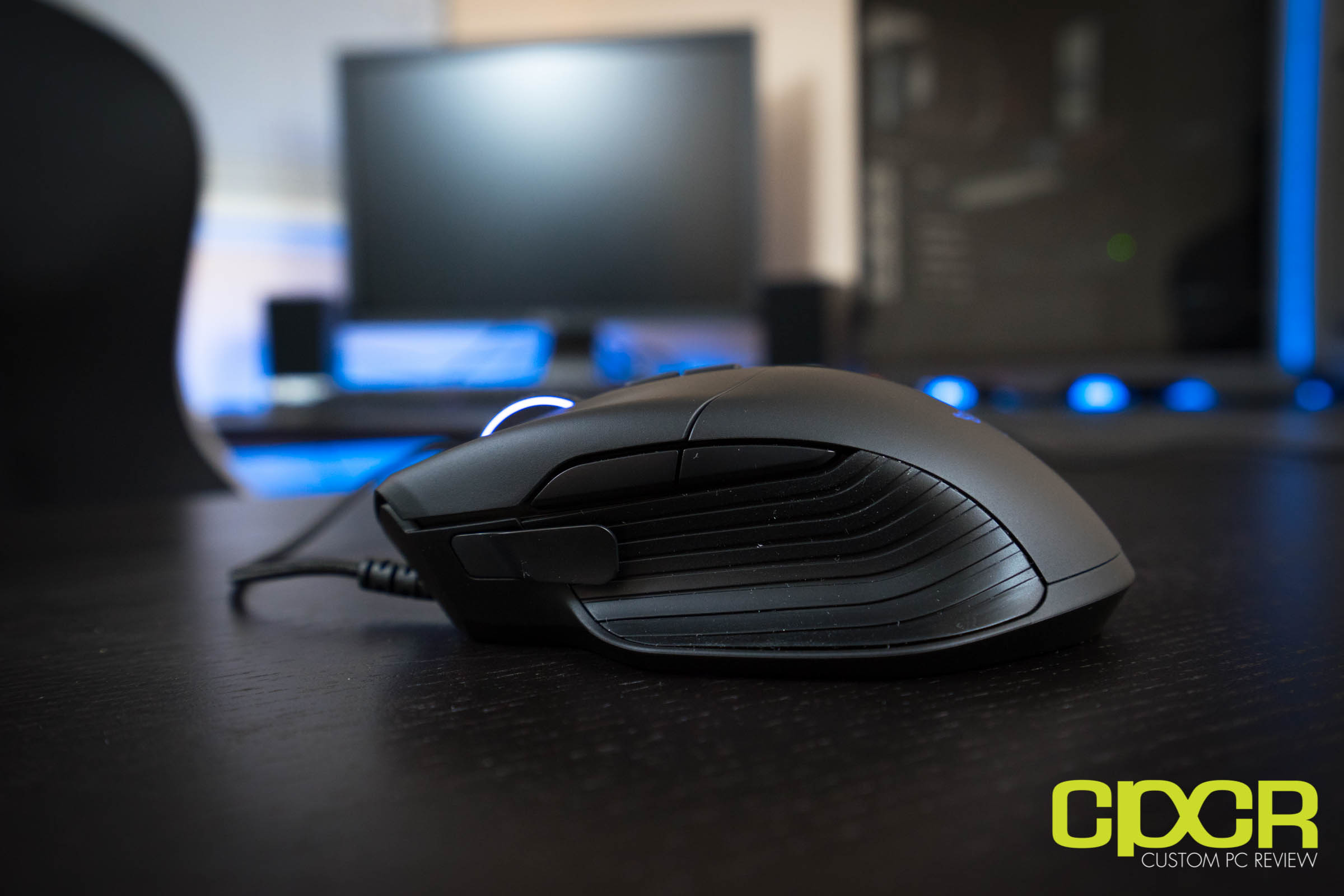 Pc gaming mouse review