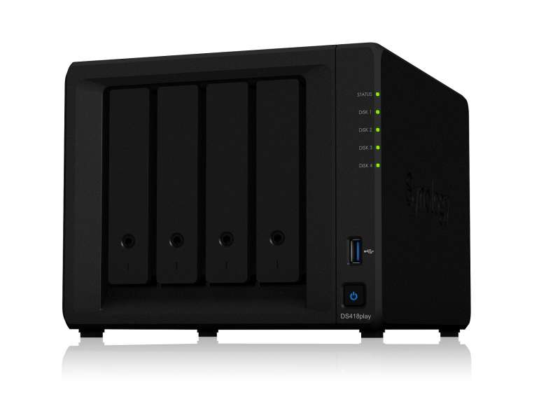 synology diskstation ds418play press image 1