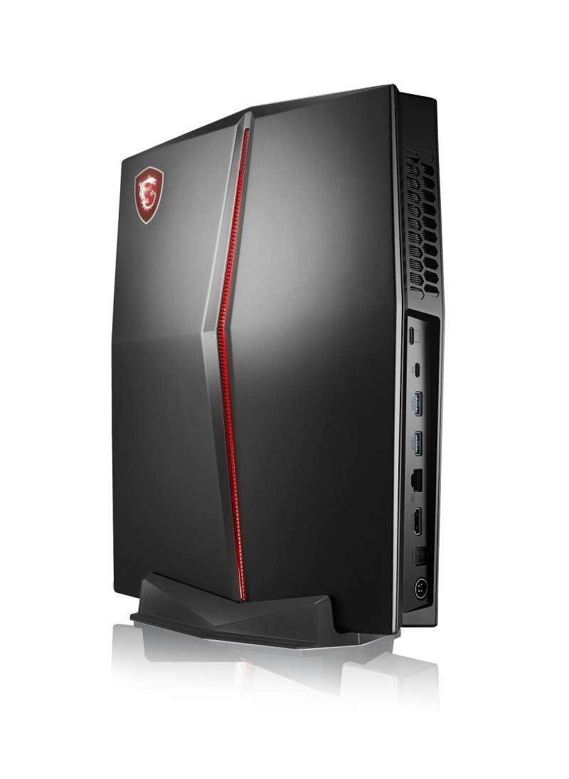 Msi Releases Small Form Factor Vortex G25 Gaming Desktop
