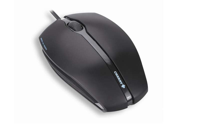 cherry gentix optical mouse press image