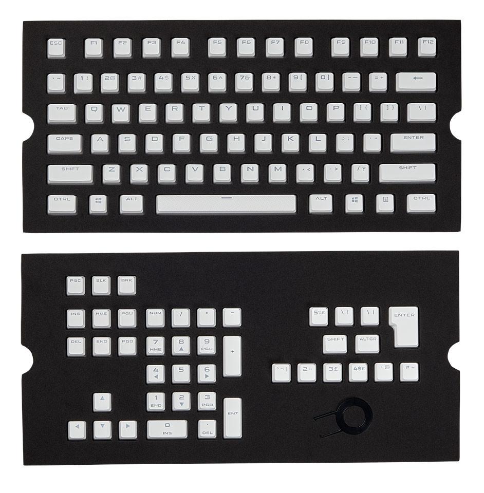 Corsair Premium PBT Double-Shot Keycaps Now Available ...