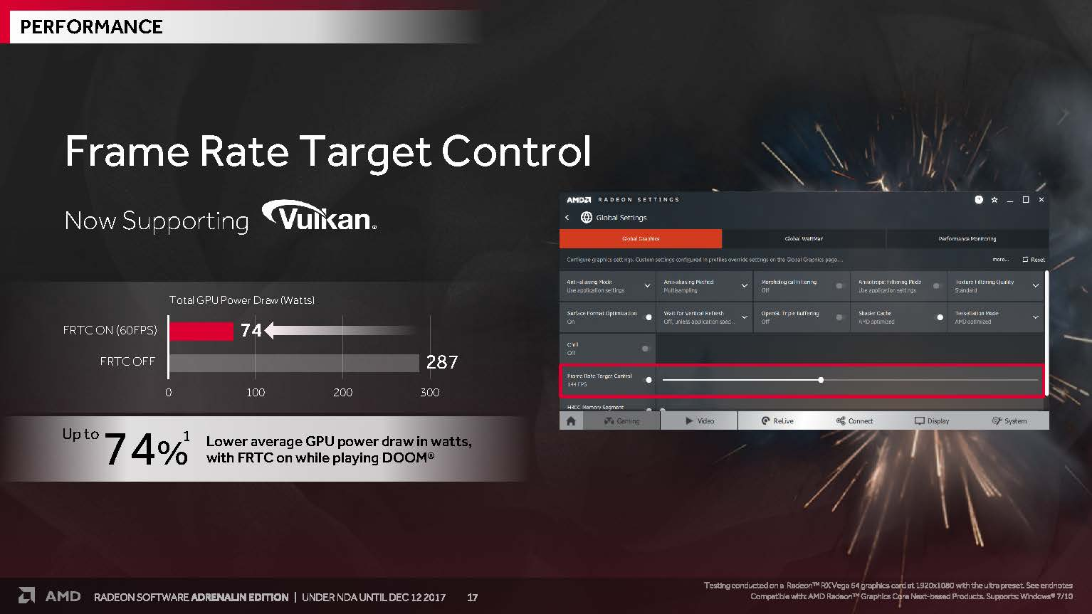 amd radeon software adrenaline edition december press deck Page 17