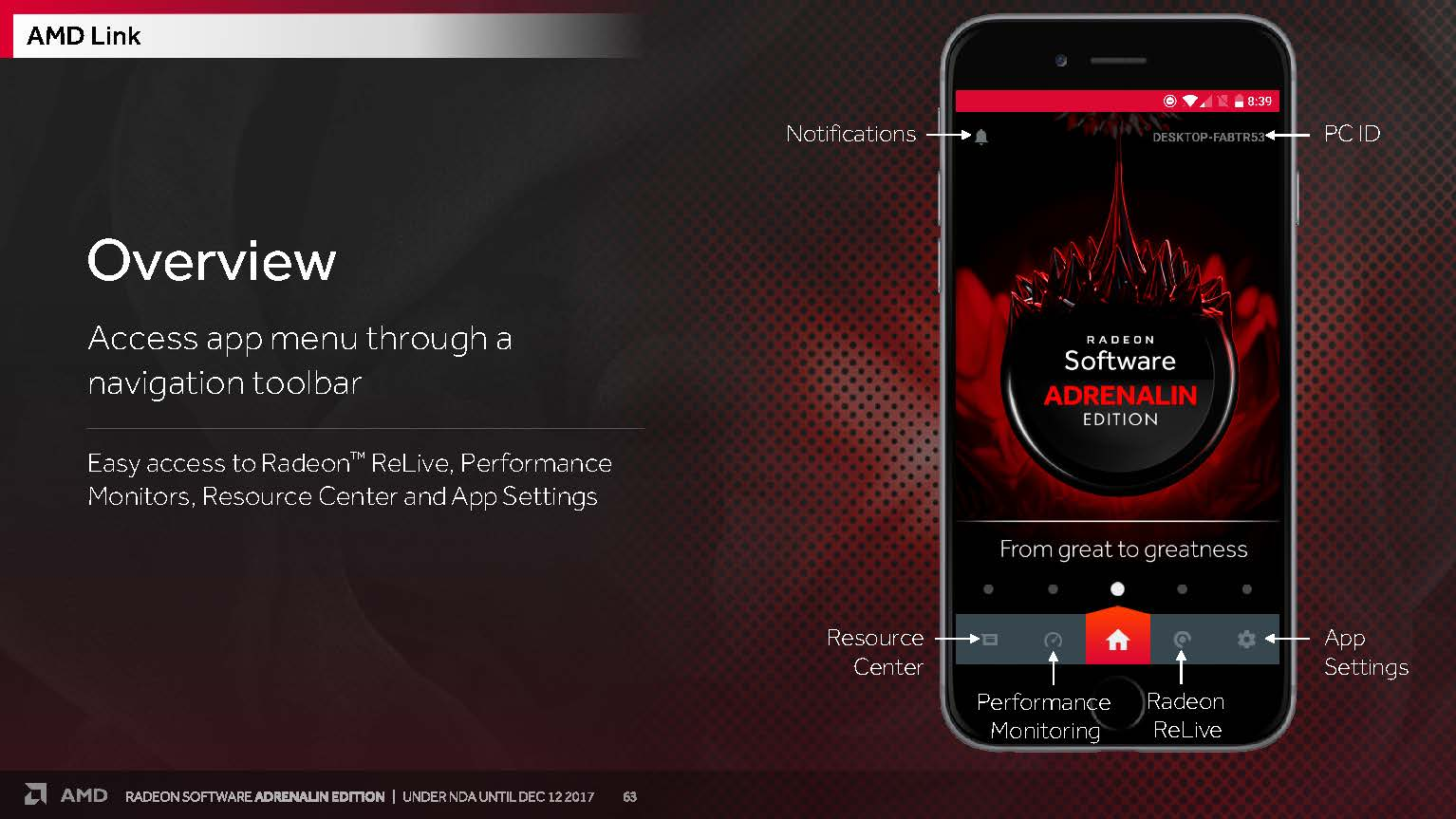 amd radeon software adrenaline edition december press deck Page 61