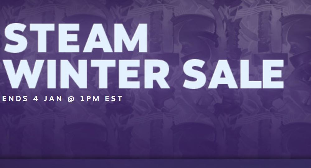 steam winter sale 2017 screencap