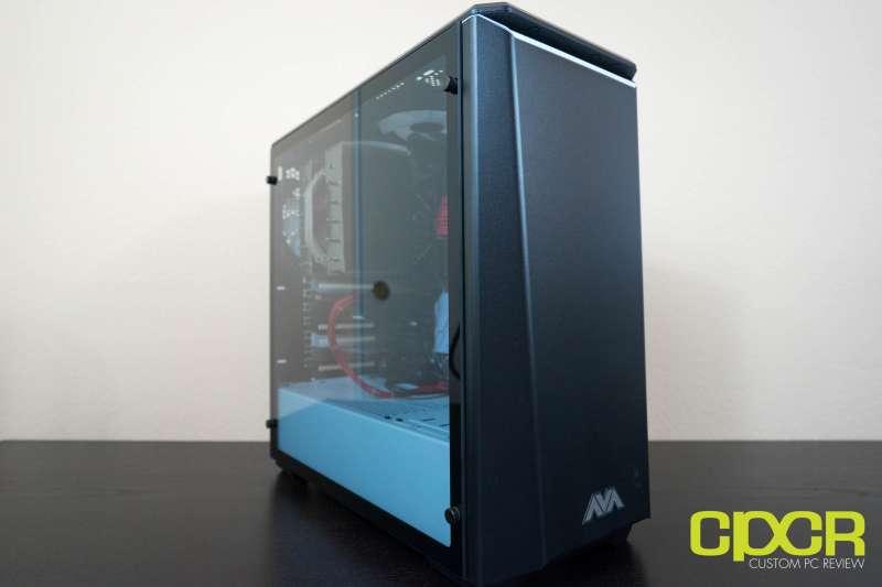 avadirect quiet gaming pc custom pc review 02366