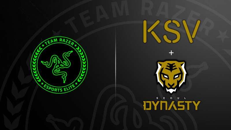 razer ksv esports seoul dynasty logo