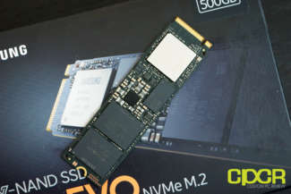 samsung 970 evo 500gb ssd custom pc review 02739