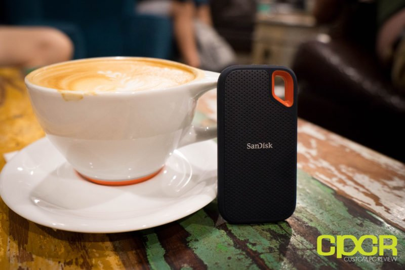 sandisk extreme portable ssd 1tb custom pc review 02779