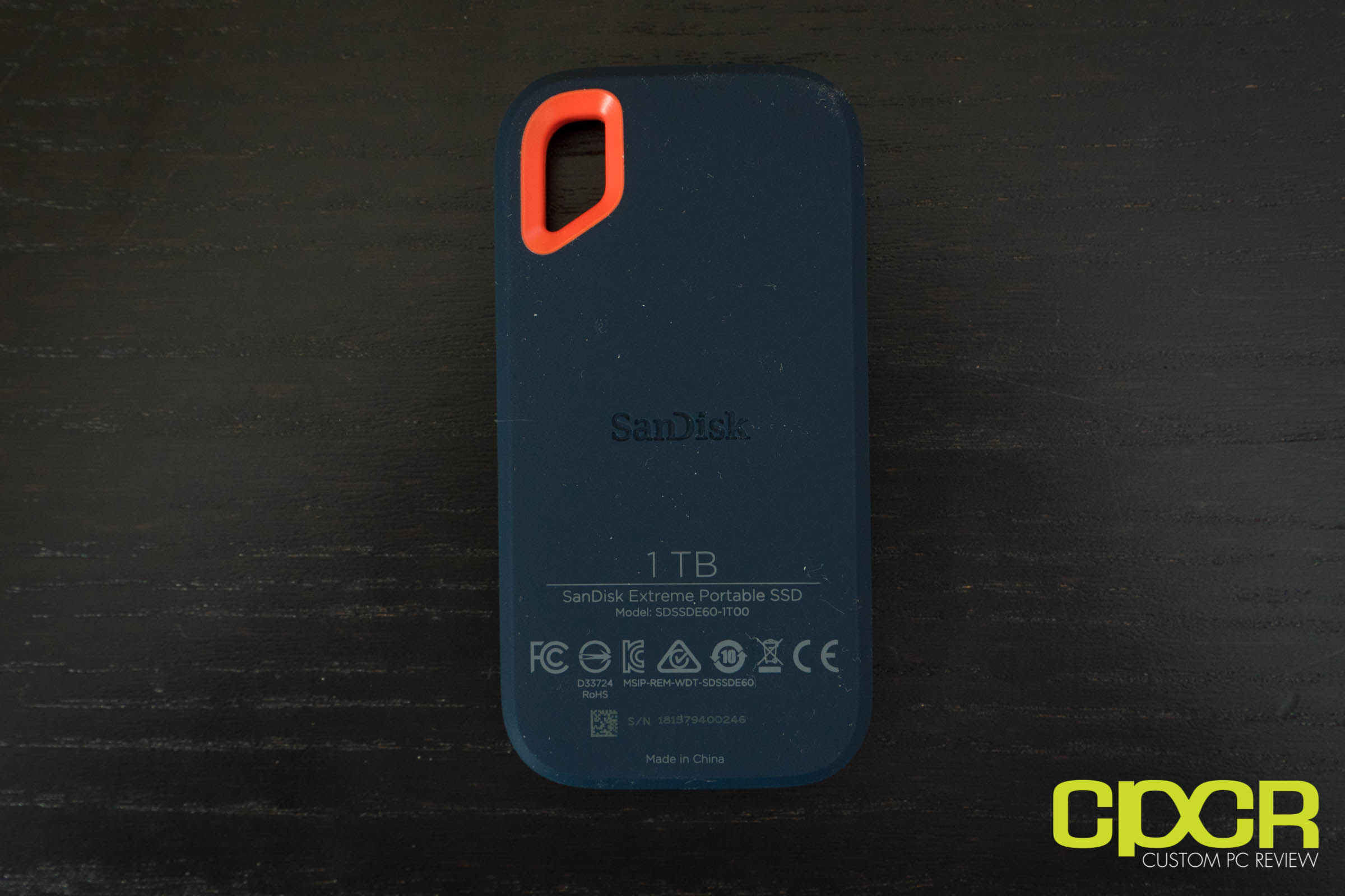 SanDisk Extreme Portable SSD Review | External SSD | Custom